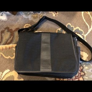 Coach baby bag / diaper bag